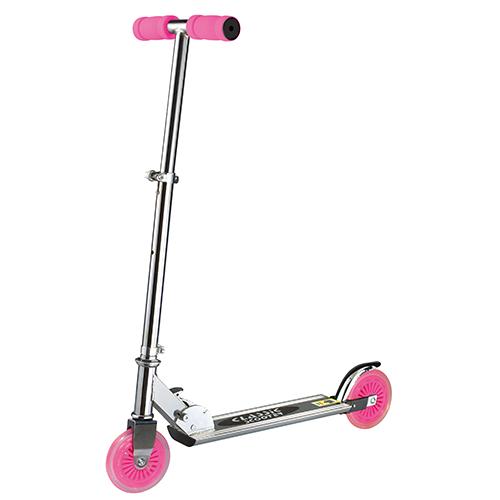 Afbeelding van Scooter Aluminium Roze