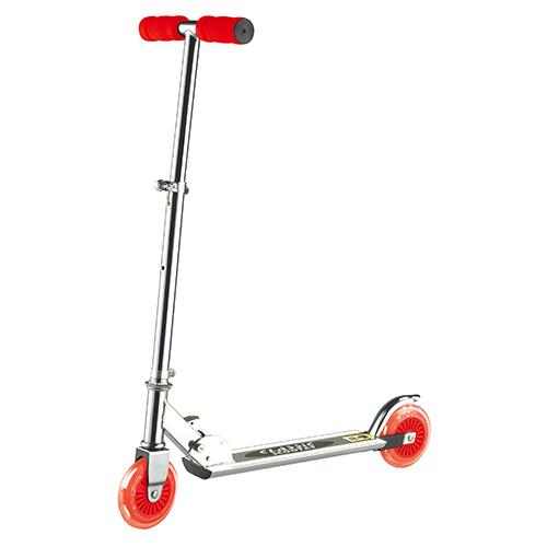 Afbeelding van Scooter Aluminium Rood