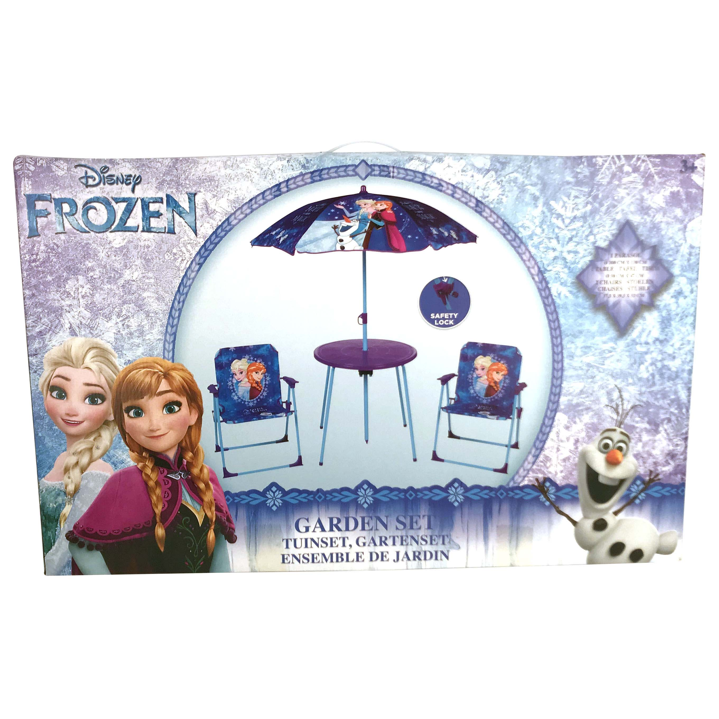 Afbeelding van Garden Set Frozen