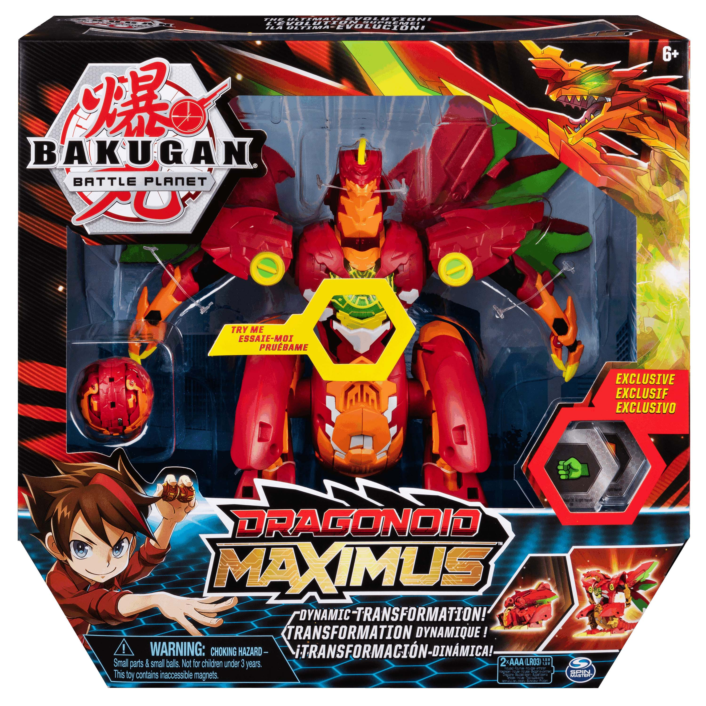 Afbeelding van Bakugan Dragonoid Maximus