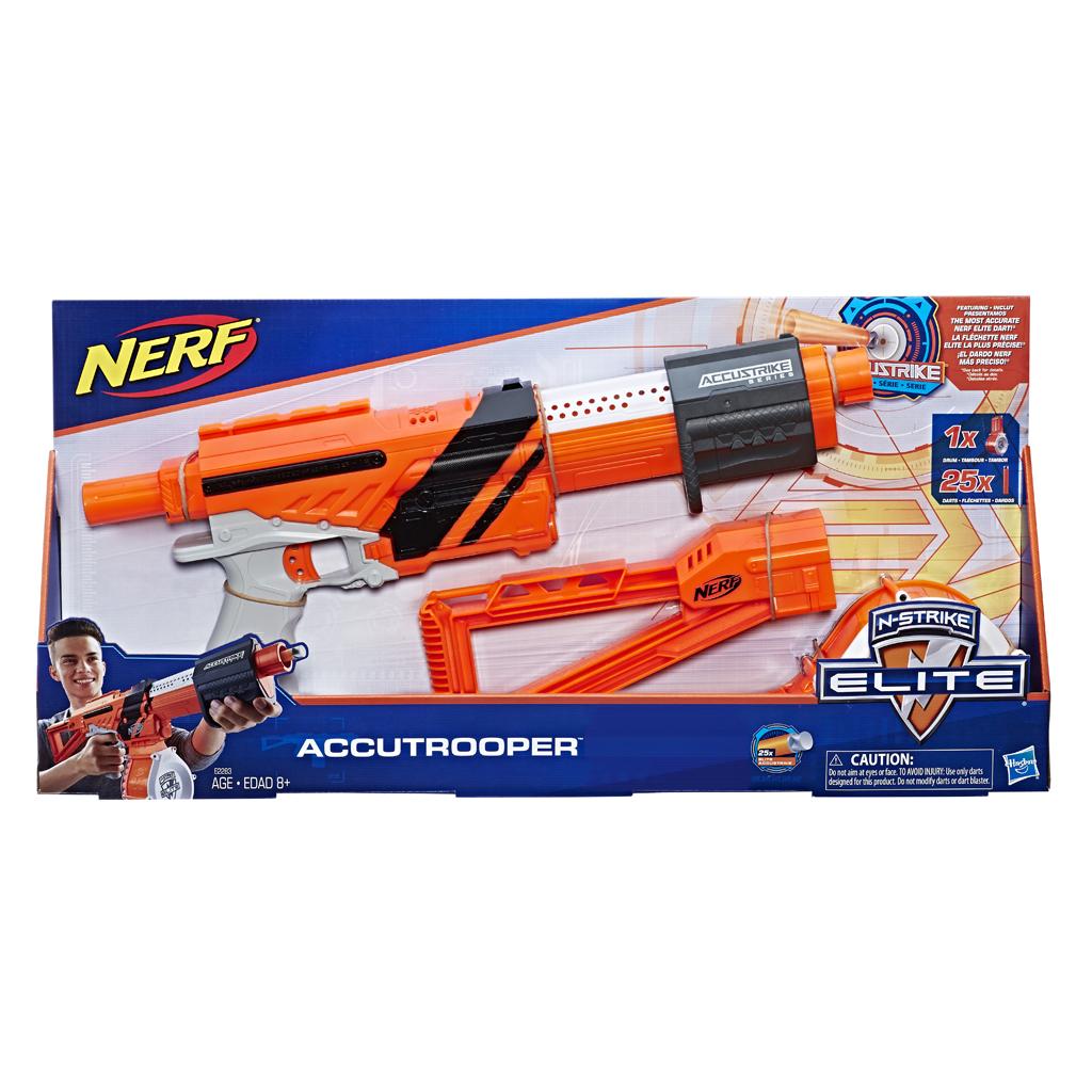 Afbeelding van Nerf Accustrike Trooper Blaster