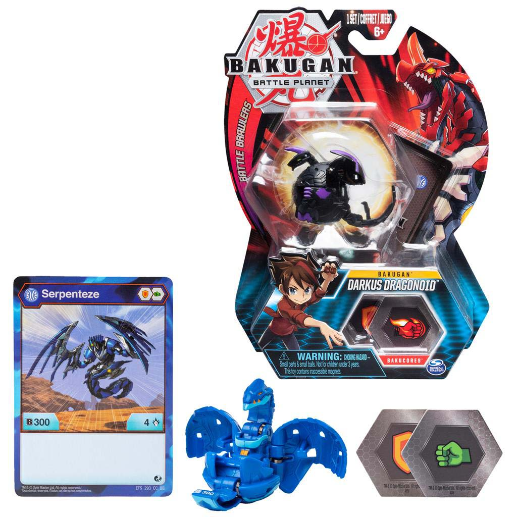 Afbeelding van Bakugan Core Ball Pack Assorti