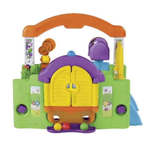 Afbeelding van Speelhuis Little Tikes Baby Activity Garden Met Geluid