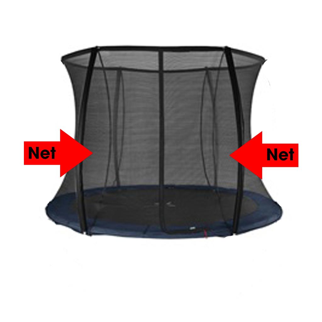 Afbeelding van Net Voor Trampoline 244 Cm Alert