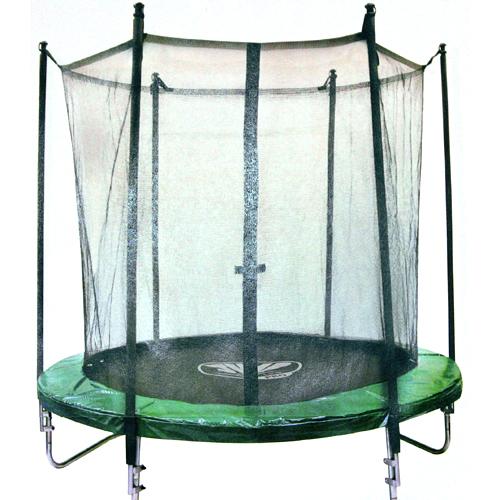Afbeelding van Trampoline Set Groen 180cm