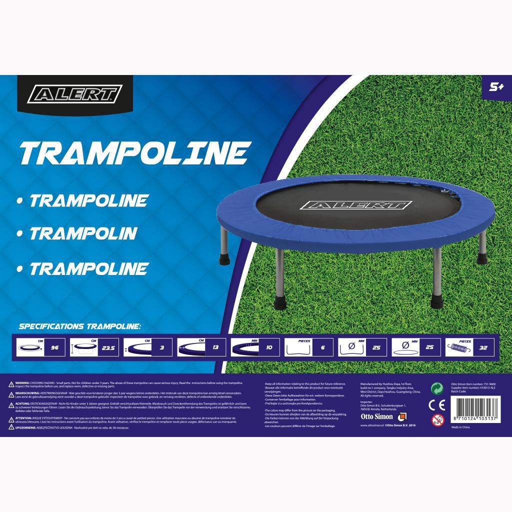 Afbeelding van Trampoline 96 Cm Alert