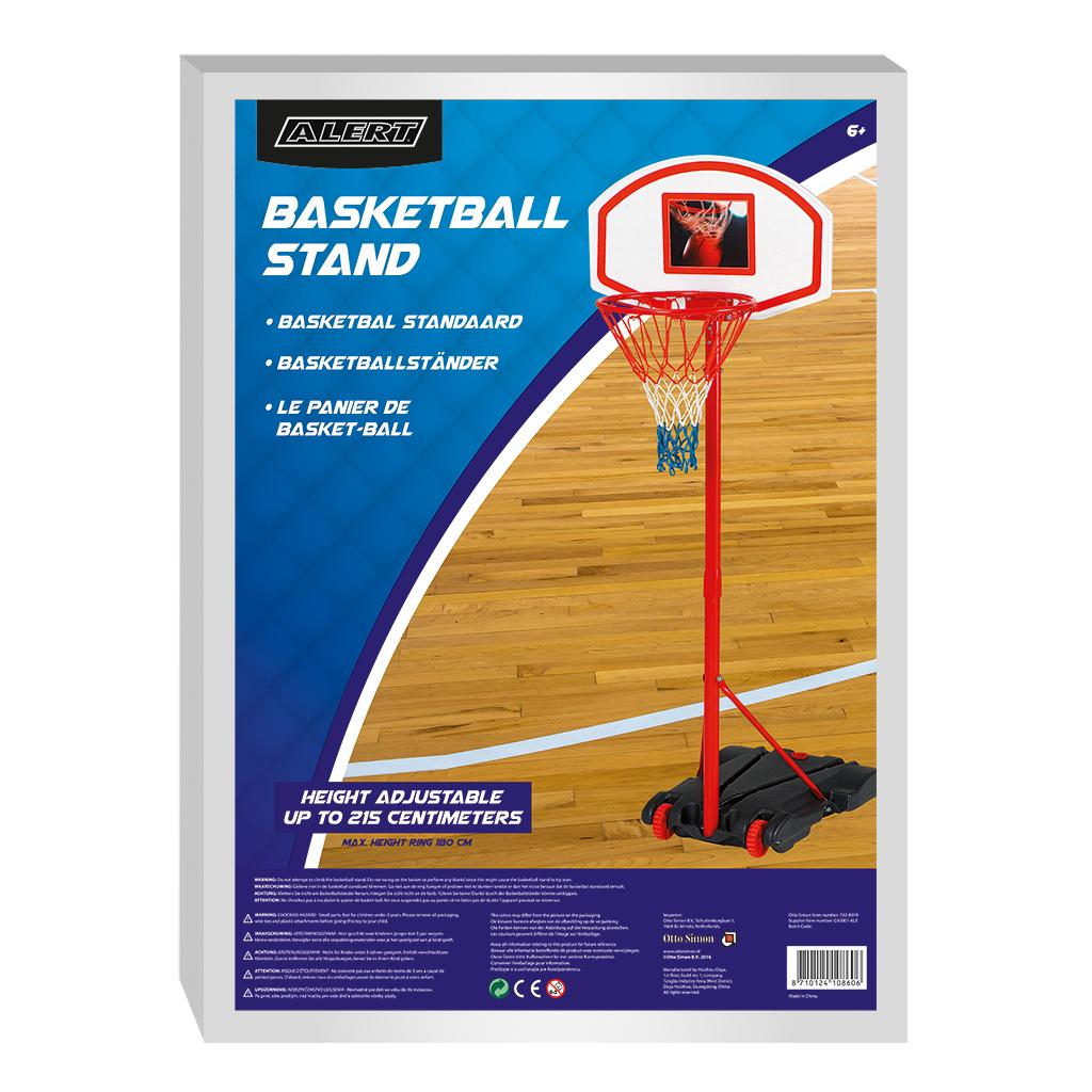Afbeelding van Basketbal Standaard Alert