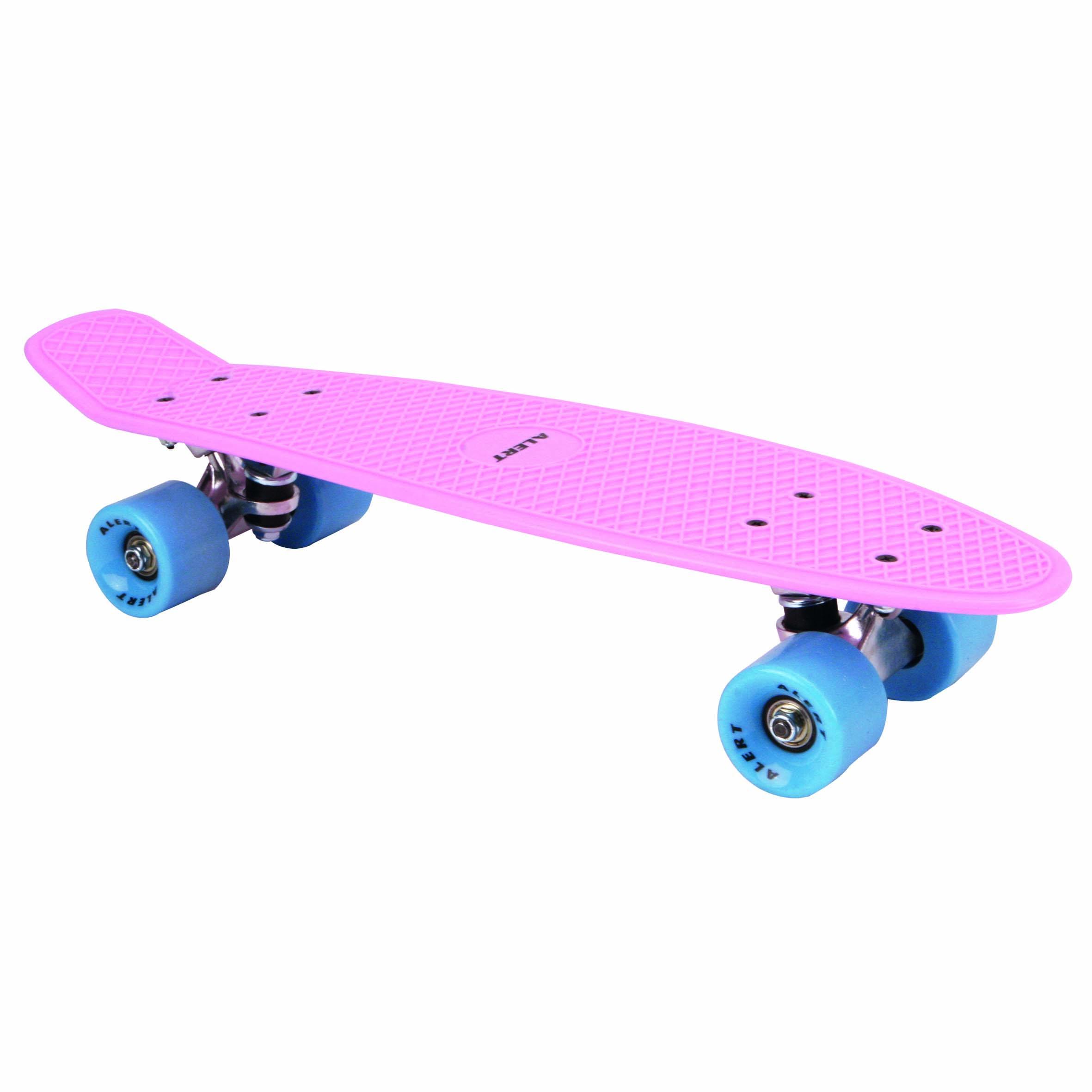 Afbeelding van Skateboard Roze 55 Cm ABEC 7 Alert