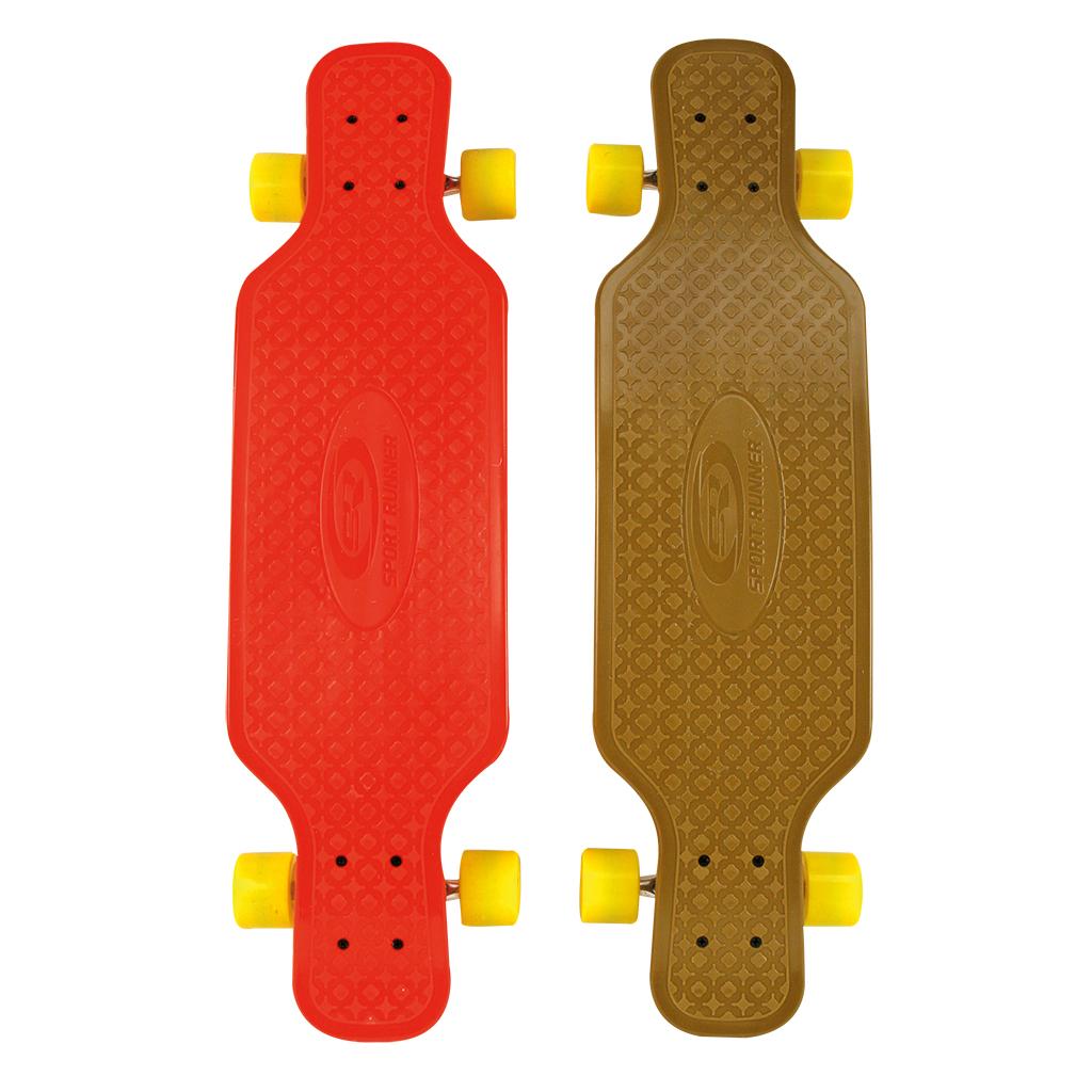 Afbeelding van Skateboard Long Uni 81Cm Assorti, ABEC7