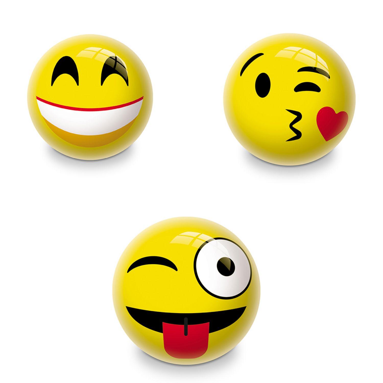 Afbeelding van Bal Emoji 23 Cm Assorti