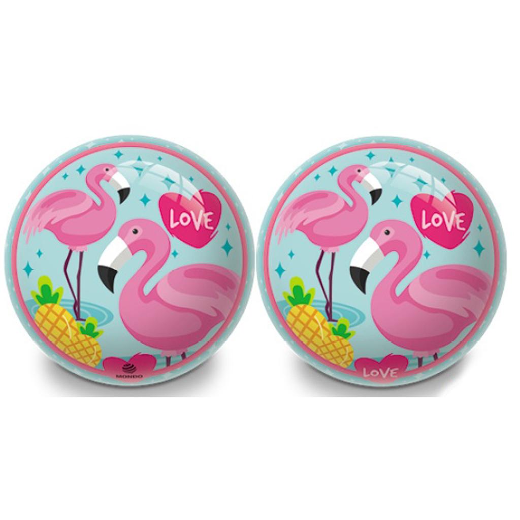 Afbeelding van Bal Flamingo 23 Cm