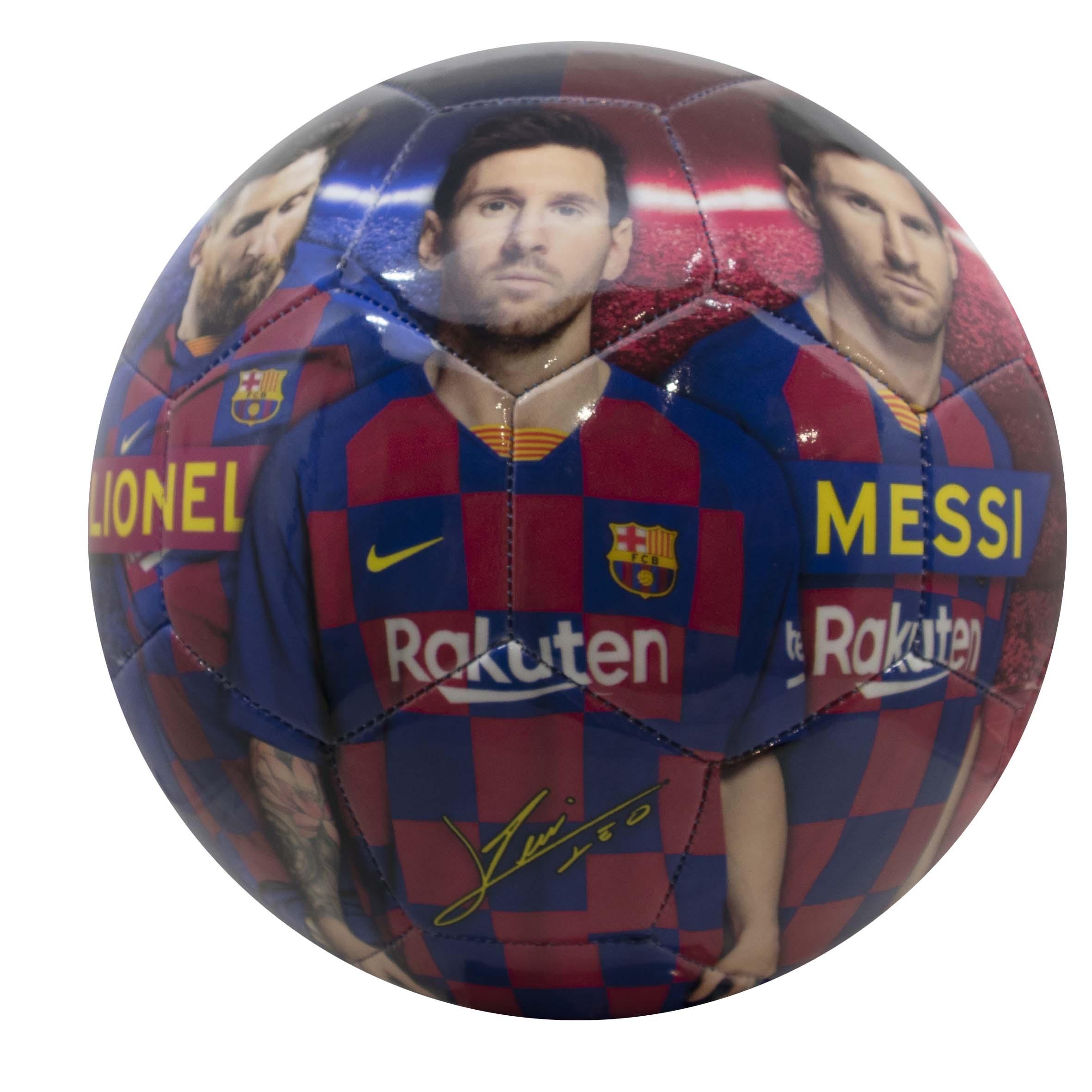 Afbeelding van Bal Barcelona Messi Maat 5
