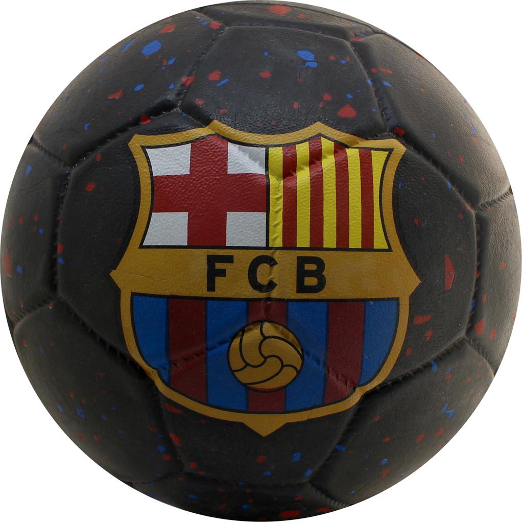 Afbeelding van Bal Barcelona Straatbal Zwart