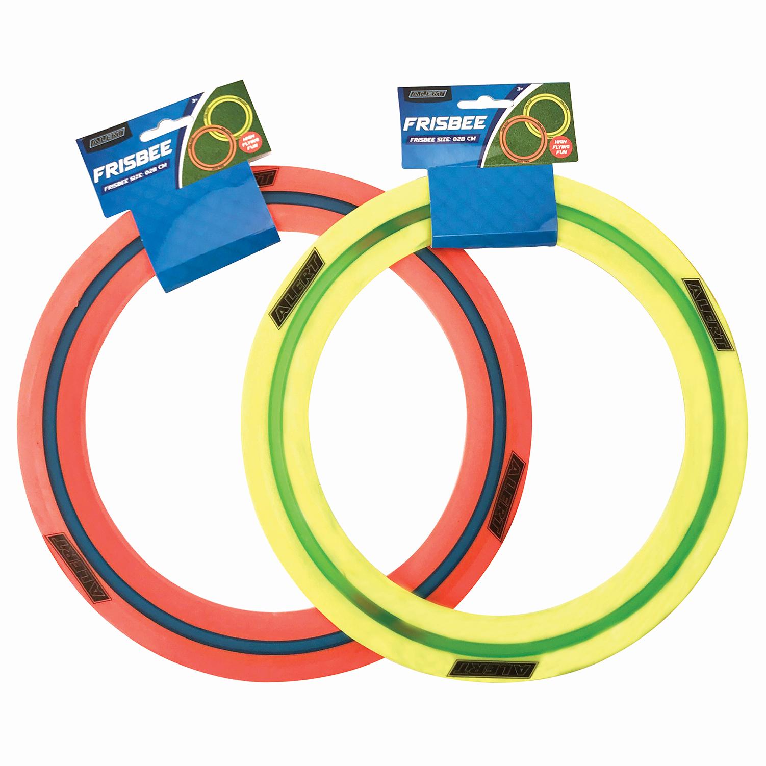 Afbeelding van Frisbee Ring 28 Cm Alert