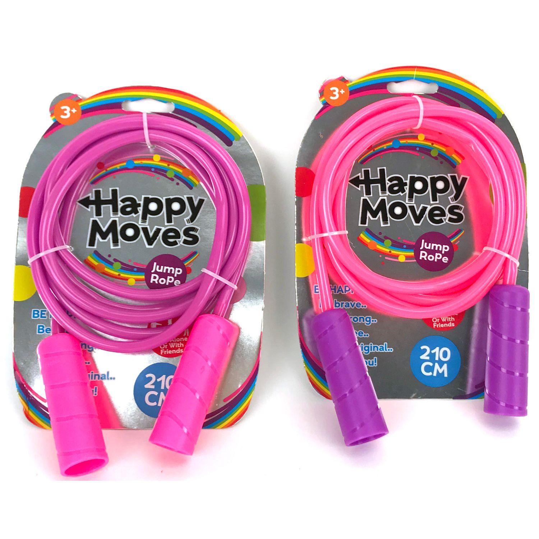 Afbeelding van Springtouw 210 Cm Happy Moves 2 Assorti