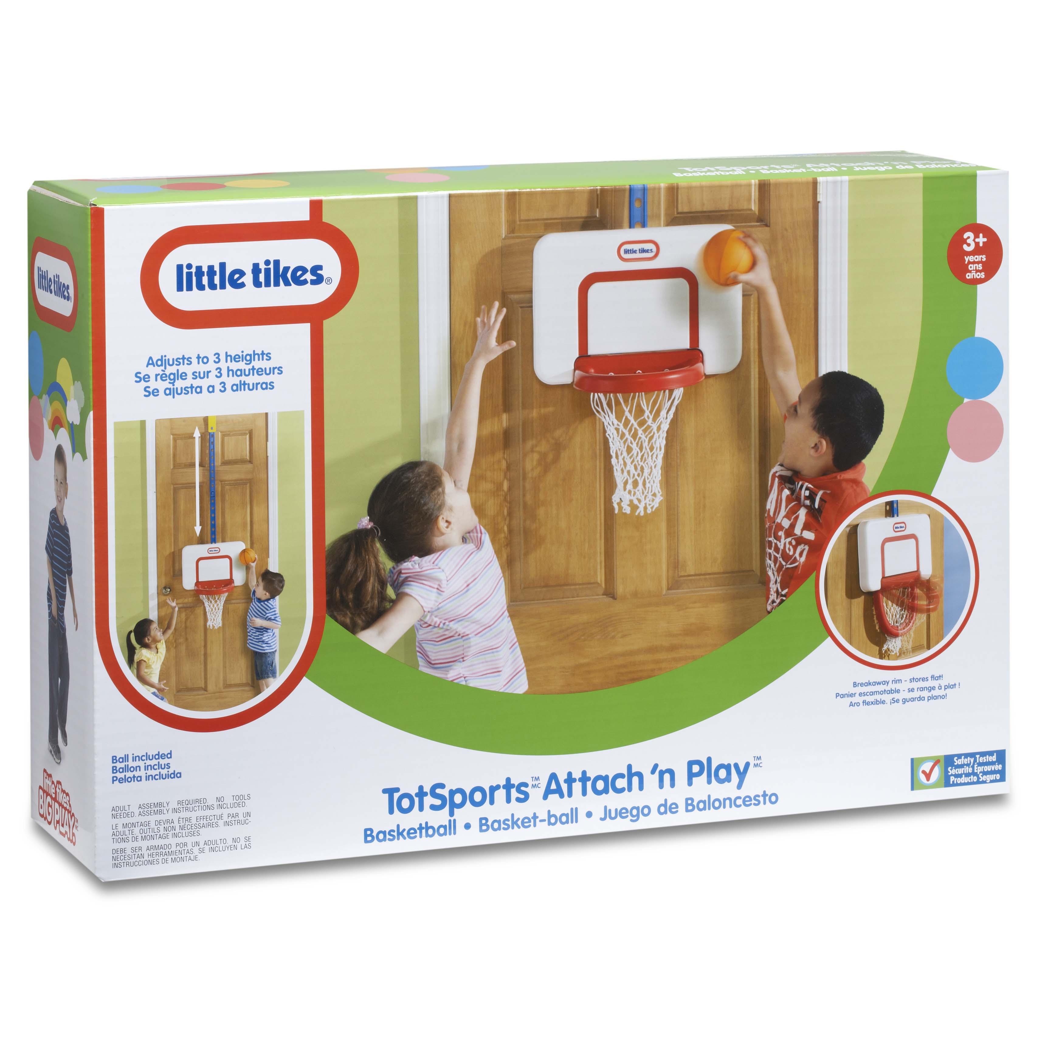 Afbeelding van Little Takes Attack N Play Basketball