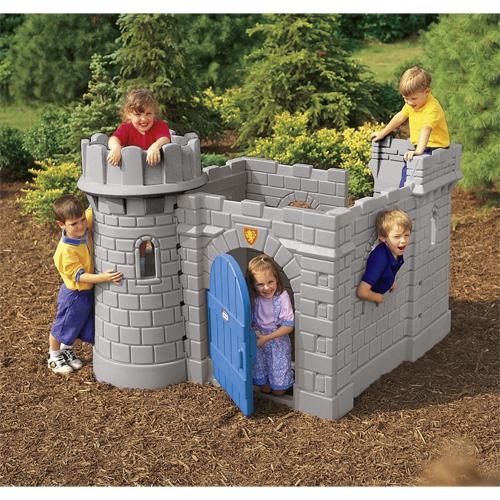 Afbeelding van Little Tikes Speelhuis Classic Castle Playhouse