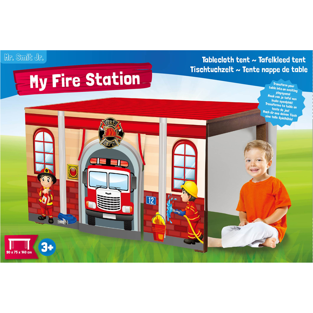 Afbeelding van Tafeltent Brandweer
