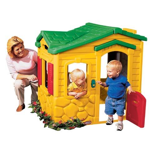 Afbeelding van Little Tikes Speelhuis Magic Doorbell Playhouse