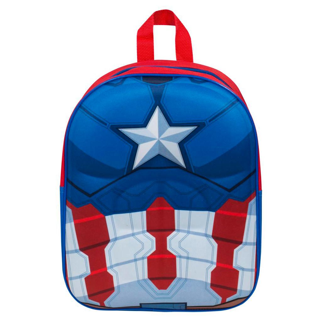 Afbeelding van Rugzak Captain America 3D