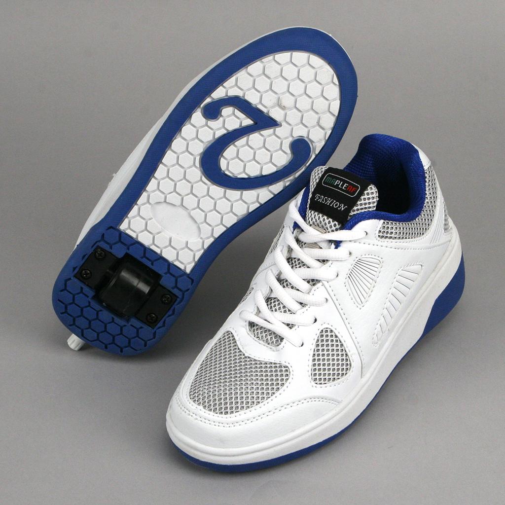 Afbeelding van Schoenen Sneaker Wit Maat 39