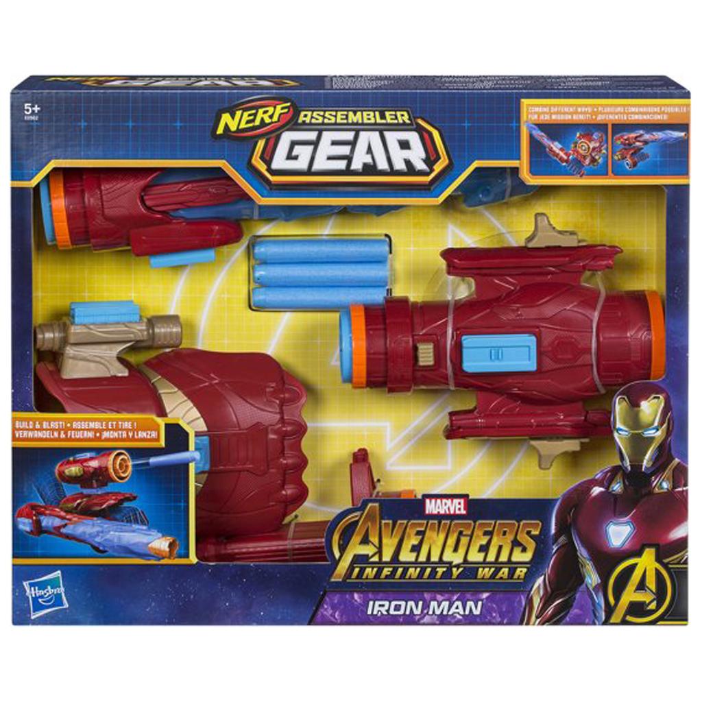Afbeelding van Avengers Infinity War Assembler Gear Iron Man