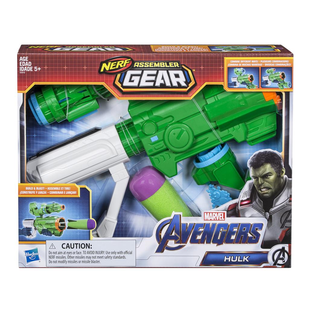 Afbeelding van Avengers Assembler Gear Hulk