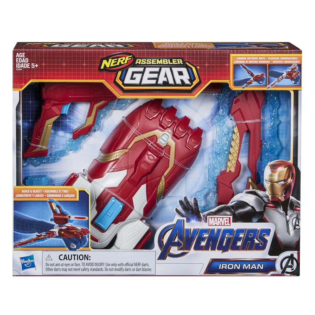 Afbeelding van Avengers Assembler Gear Iron Man