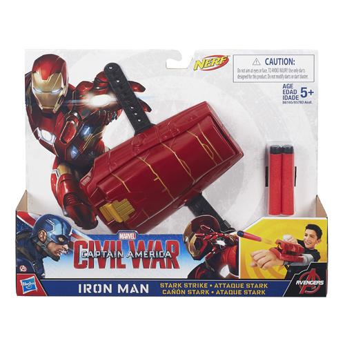 Afbeelding van Captain America Missie Uitrusting Assorti