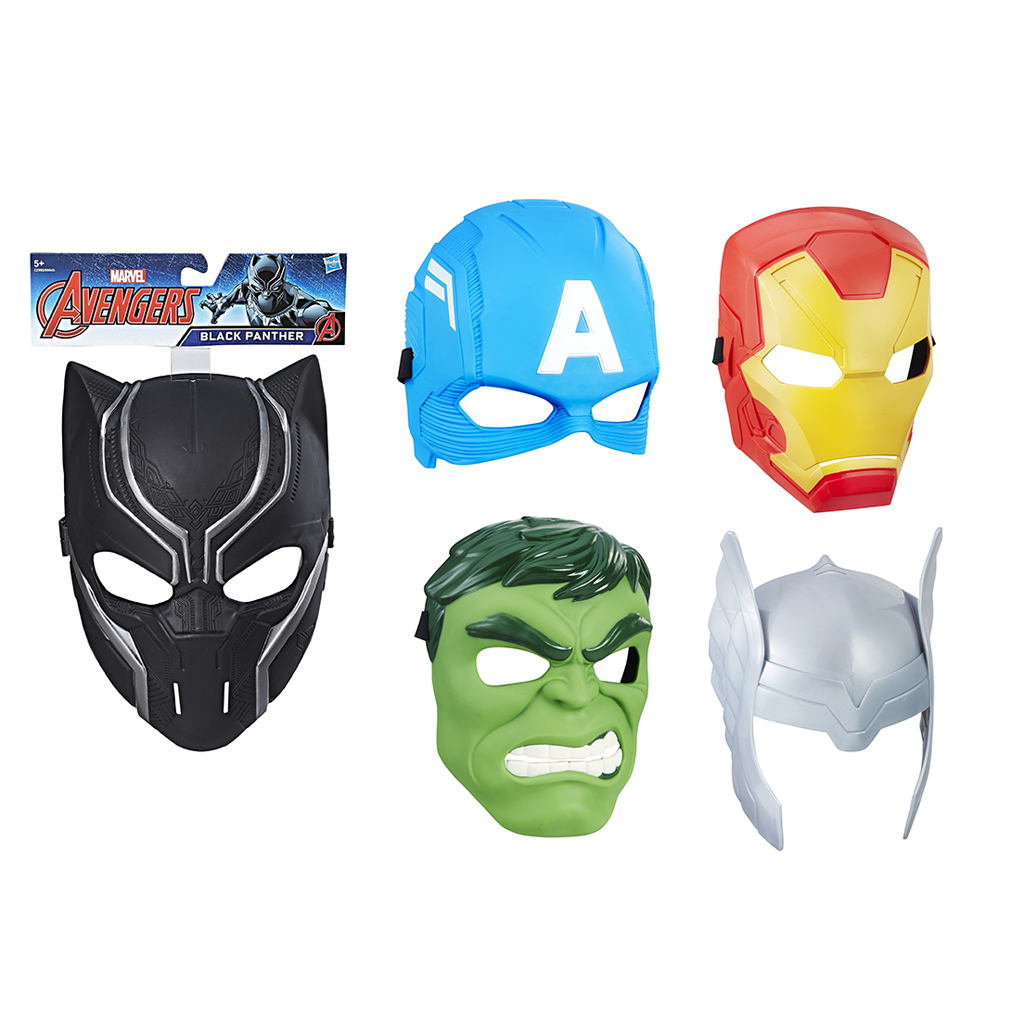 Afbeelding van Avengers Helden Masker Assortiment