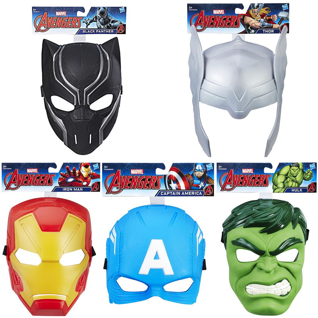 Afbeelding van Avengers Heldenmasker asst