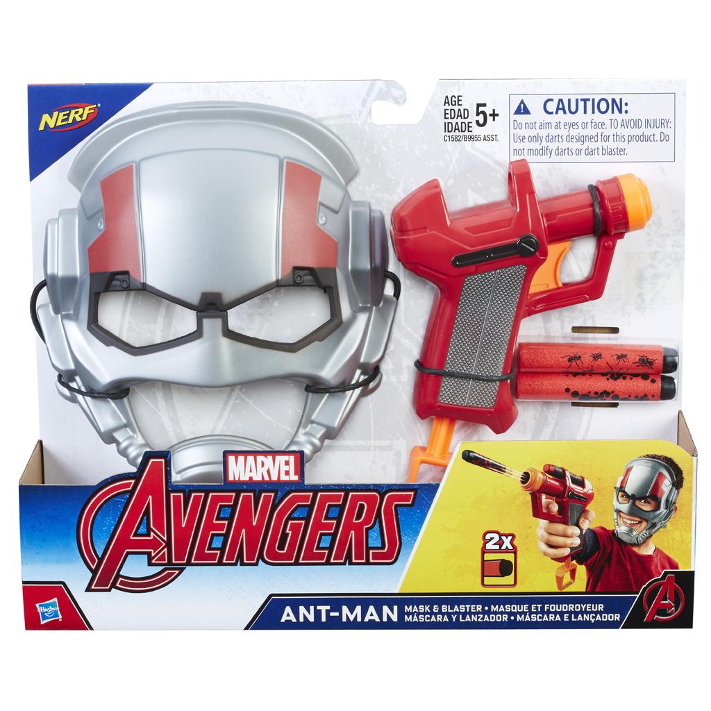Afbeelding van Avengers Missie Gear Assorti