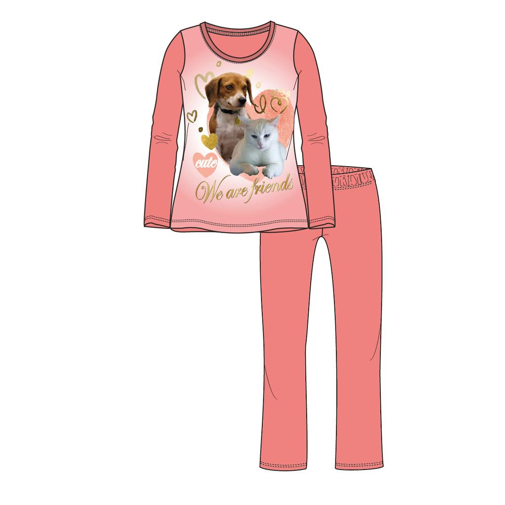Afbeelding van Pyjama Hond/Kat Maat 122/128