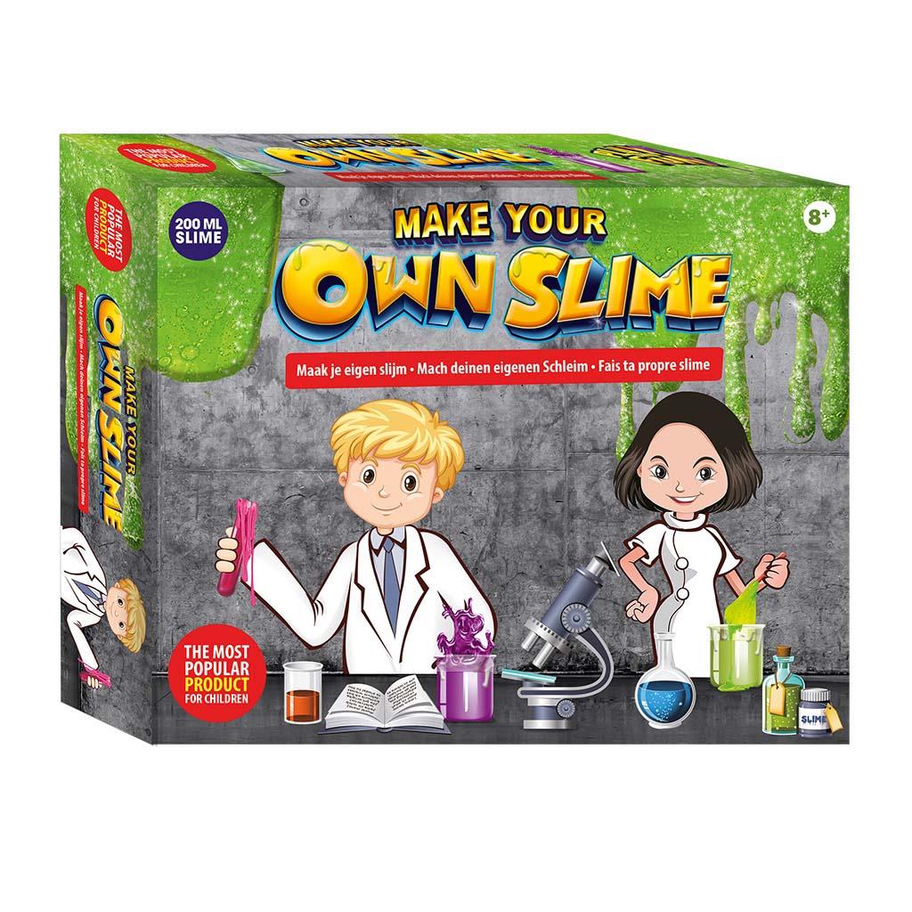 Afbeelding van Maak Je Eigen Slime 200 ML