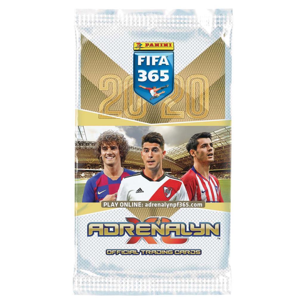 Afbeelding van Adrenalyn FIFA365 2019-2020 - Booster