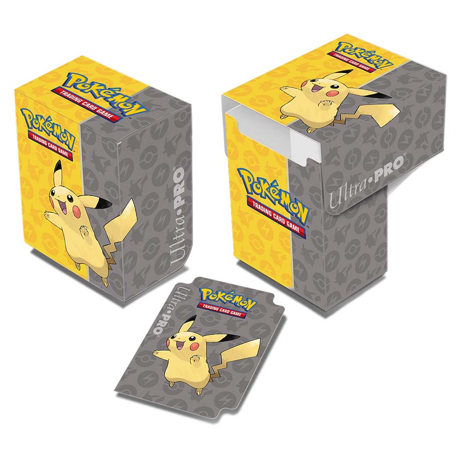 Afbeelding van Pokémon Pikachu DeckBox