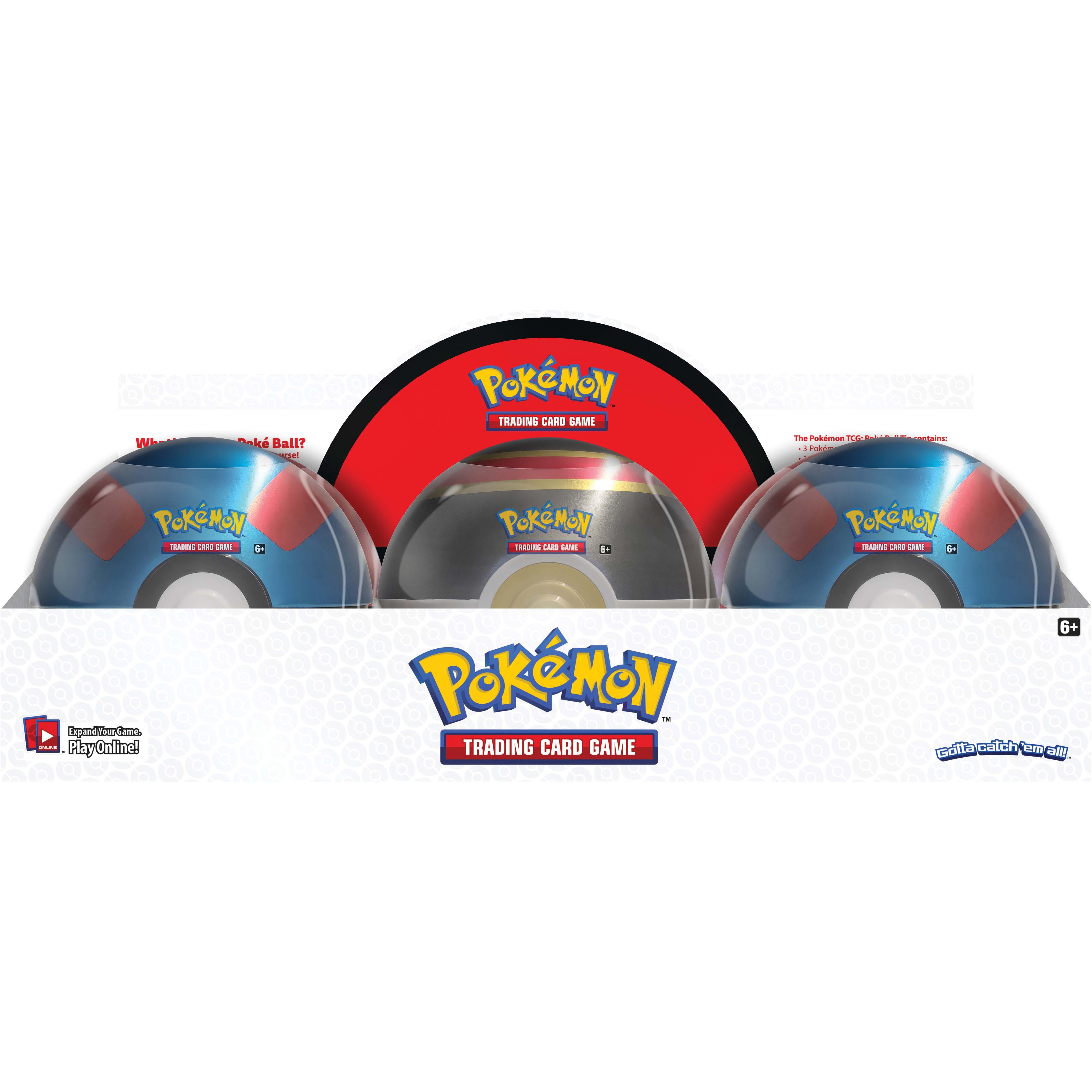 Afbeelding van Pokemon Pokeball Tin