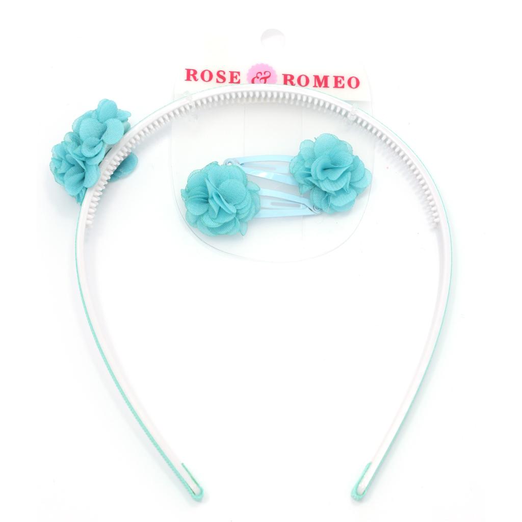 Afbeelding van Rose & Romeo Haarbeugel en Knipjes 112443