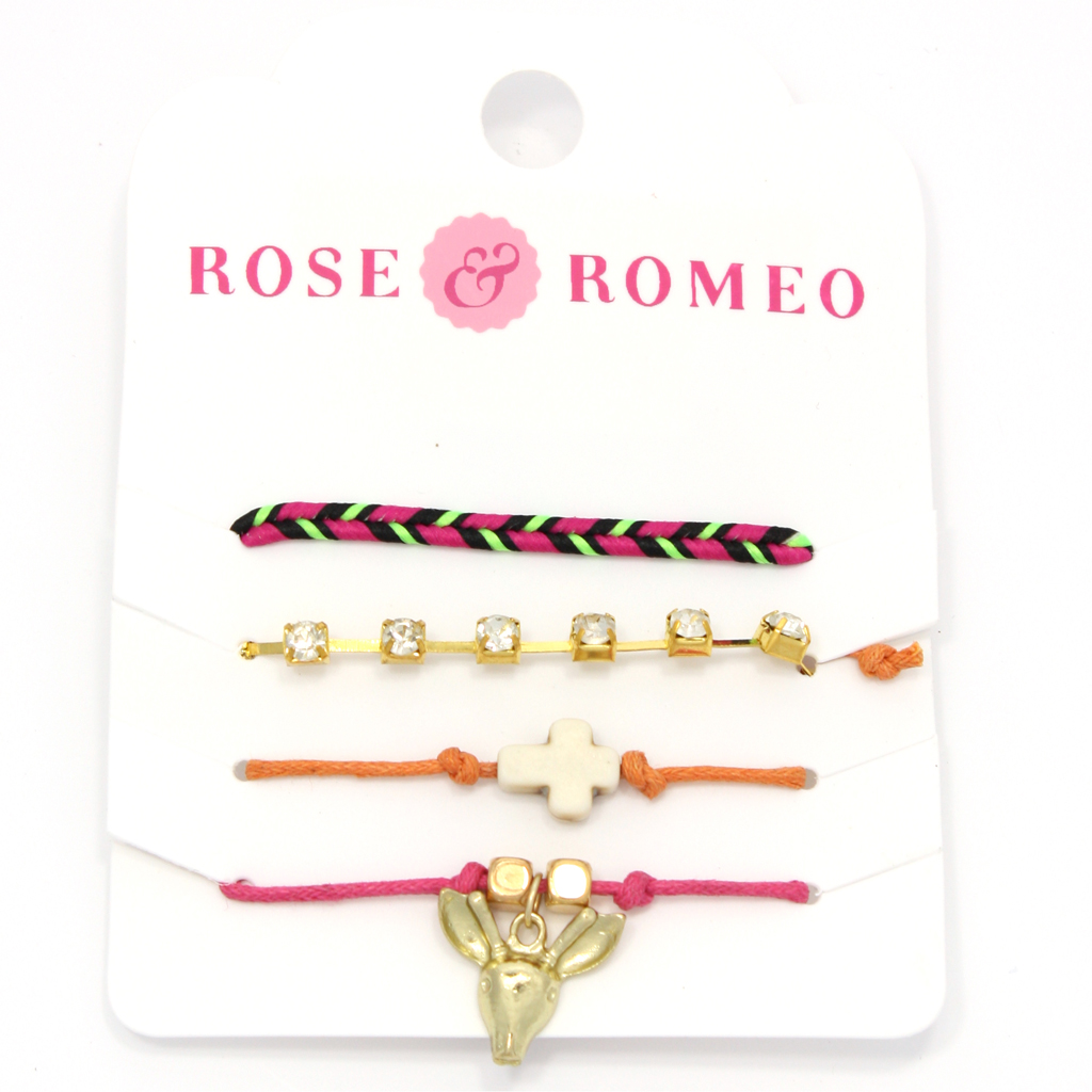 Afbeelding van Rose & Romeo Armband 112362