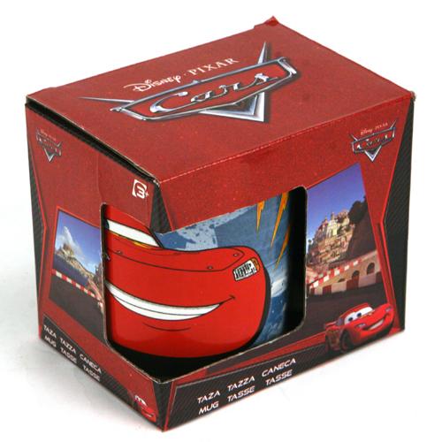 Afbeelding van Cars Mok In Geschenkverpakking