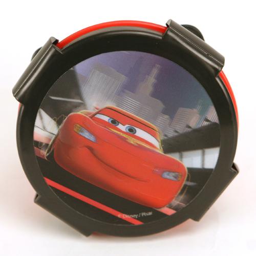 Afbeelding van Bewaardoos Cars Klein Met Clips 10CM