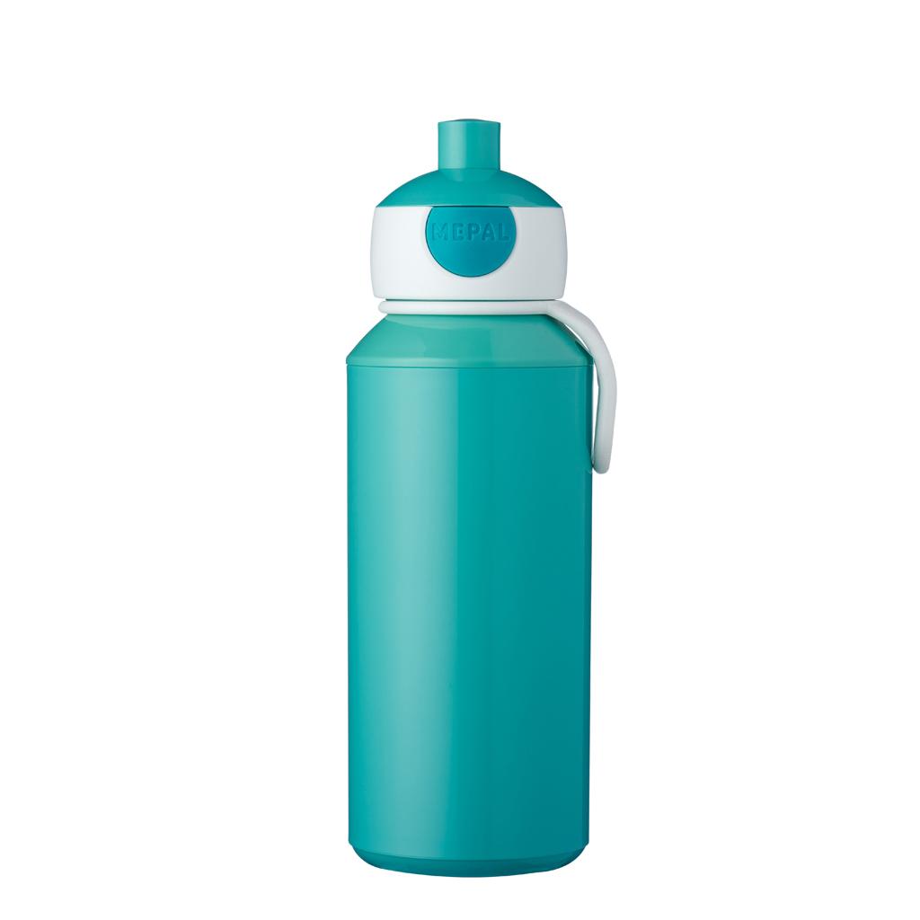 Afbeelding van Mepal Drinkfles Pop-Up Turquoise 400 ml