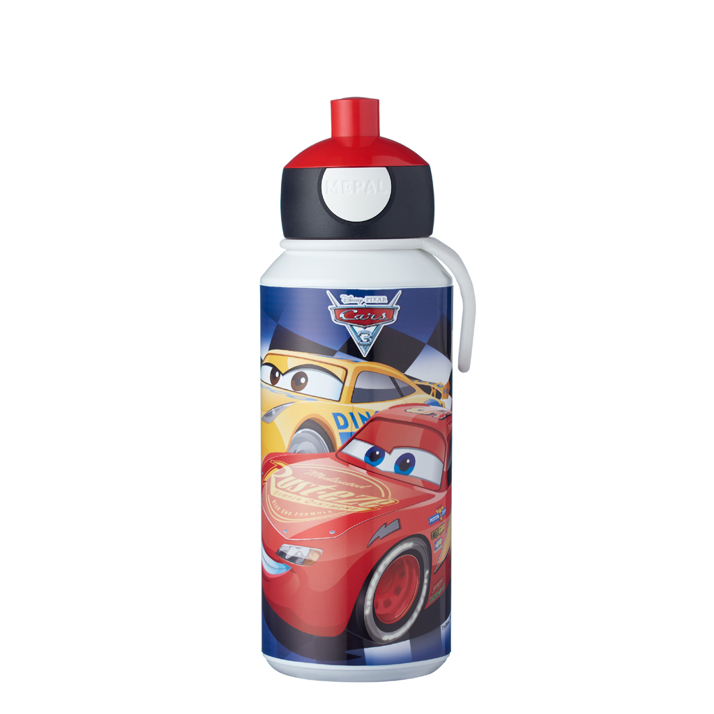 Afbeelding van Mepal Cars 3 Drinkfles Pop-Up 400 ml
