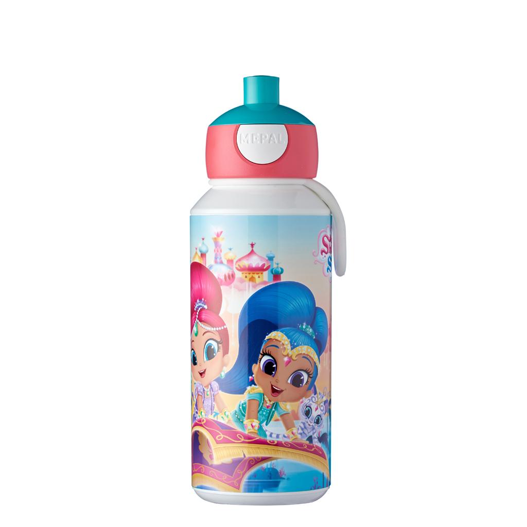 Afbeelding van Mepal Drinkfles Pop-Up Shimmer & Shine 400 ml