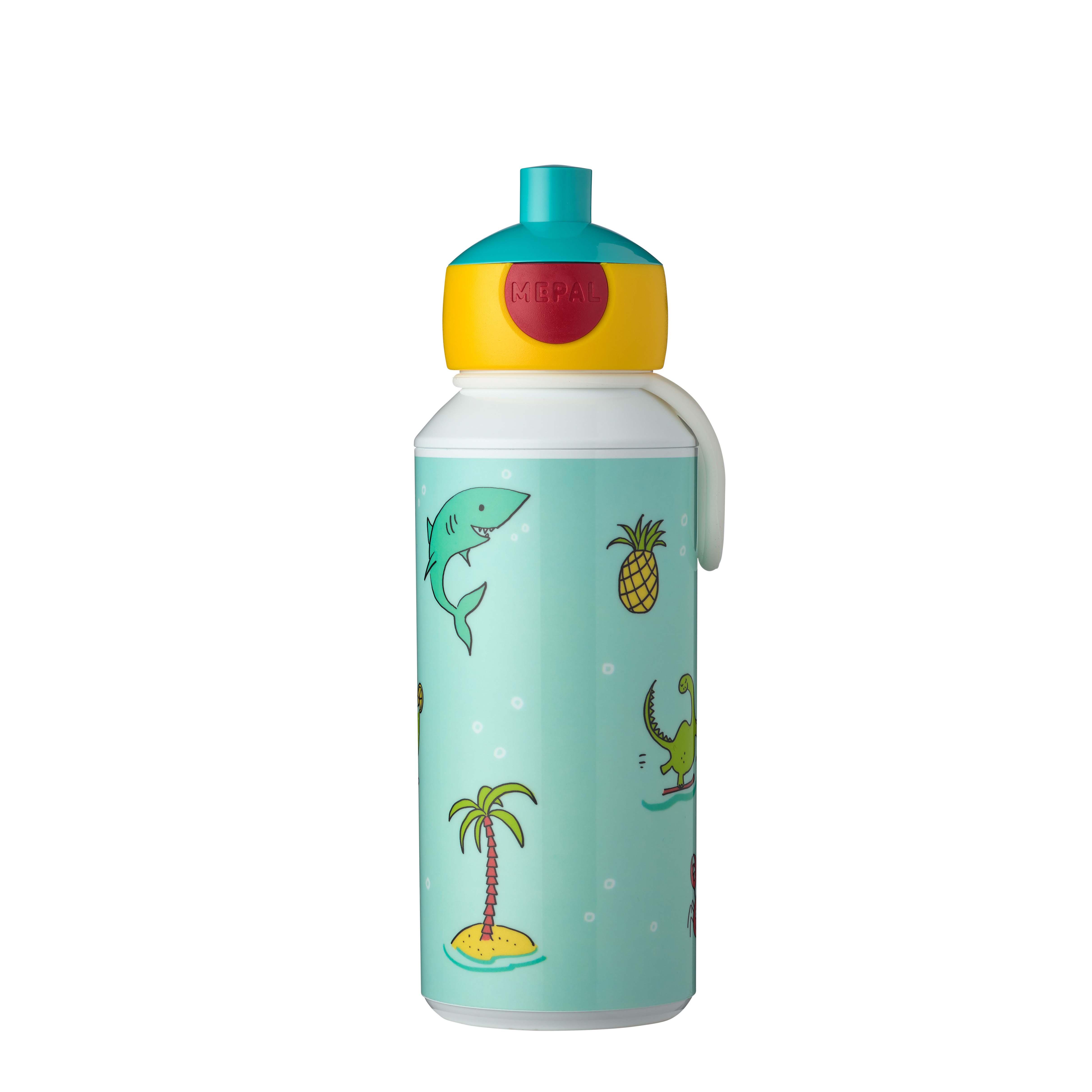 Afbeelding van Drinkfles Pop-Up Doodle 400 ML