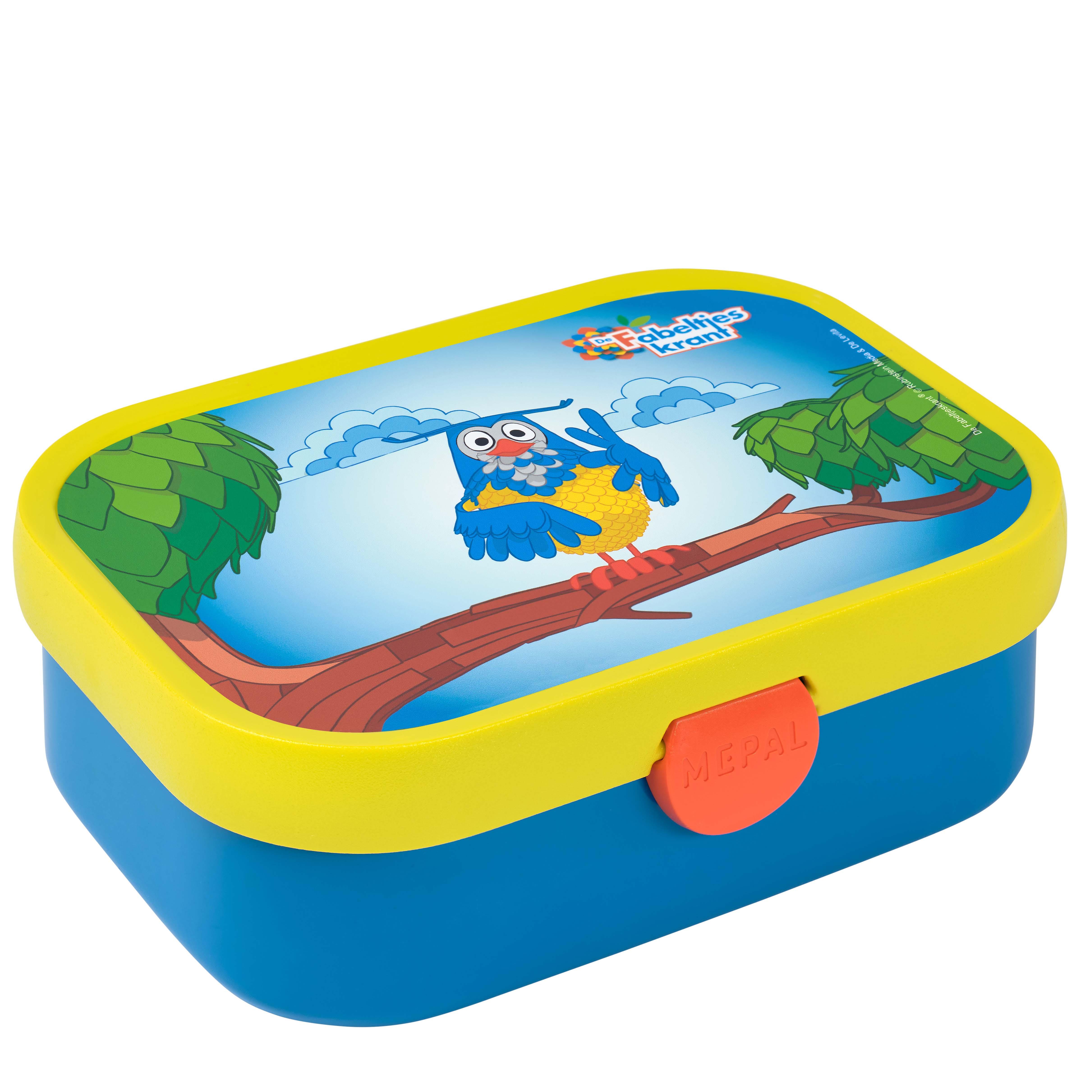 Afbeelding van Lunchbox Fabeltjeskrant