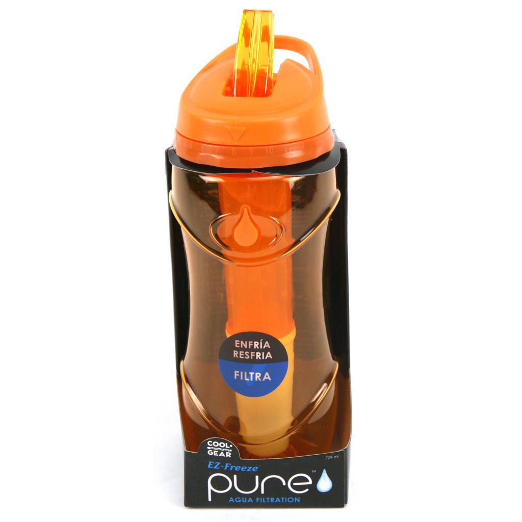 Afbeelding van Drinkfles Laica Filter Oranje