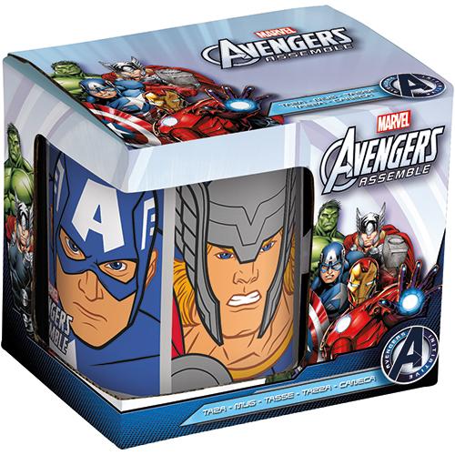 Afbeelding van Avengers Mok In Geschenkverpakking