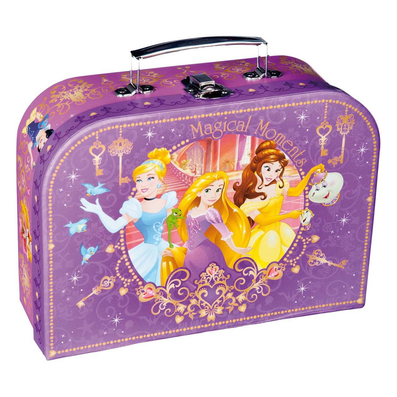 Afbeelding van Disney Koffer Princess