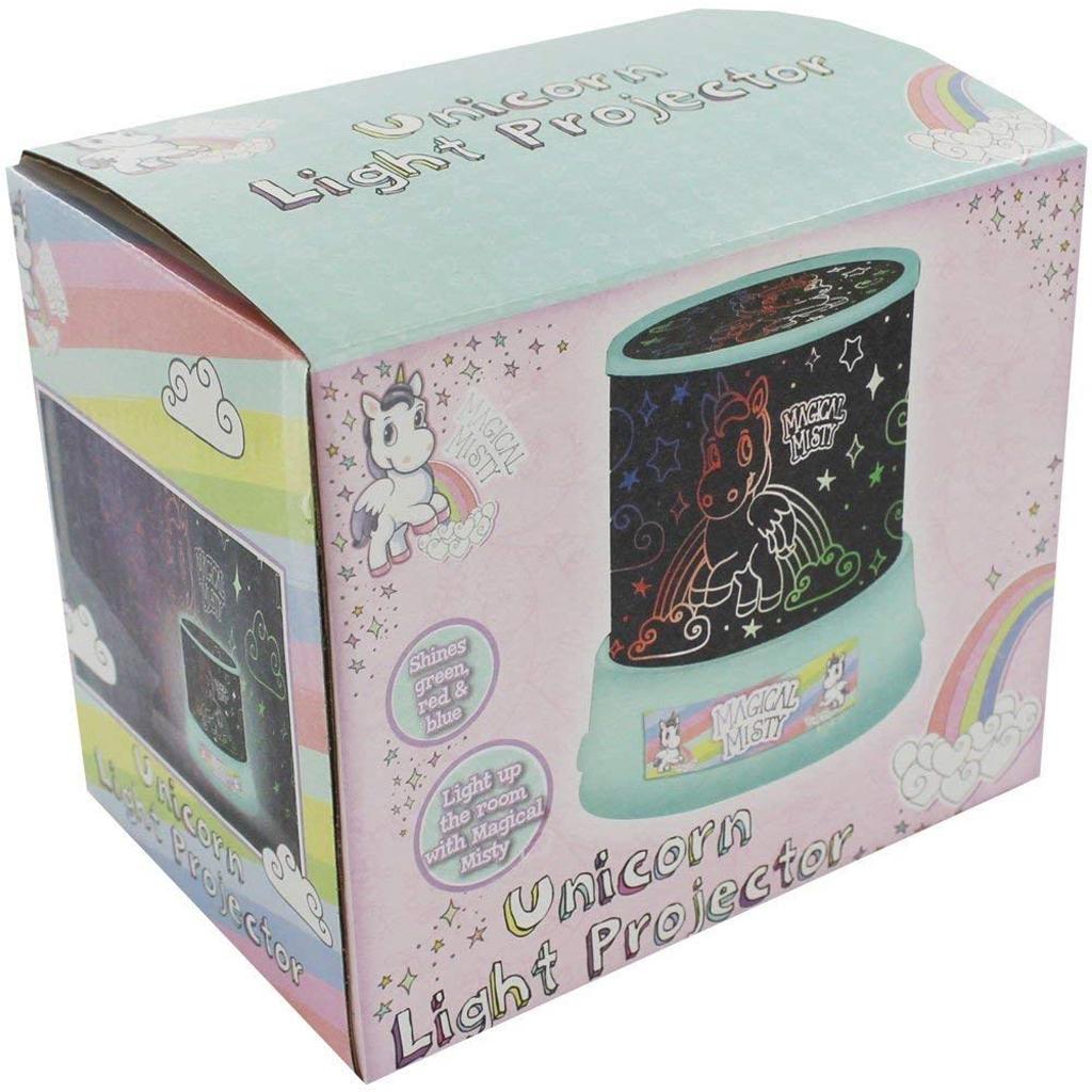 Afbeelding van Disco Nachtlampje Unicorn Projector
